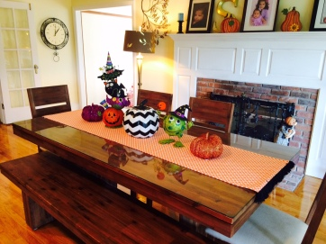 My Fall Table