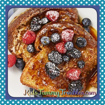 Gluten Free & Dairy Free Coconut French Toast